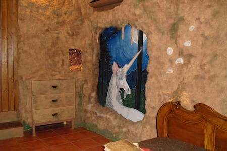 La guarida del unicornio. - Albinyana - Bed & Breakfast