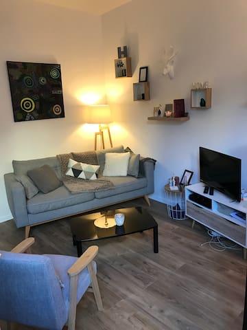 T2 centre ville ac cour intérieure - Poitiers - Apartment
