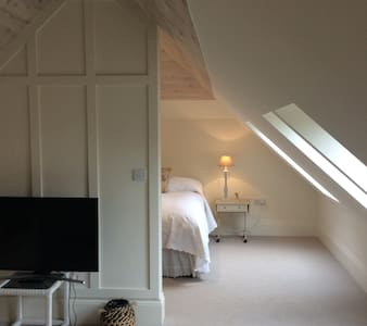 Charming barn type guesthouse in quiet village. - Hampshire - Guesthouse