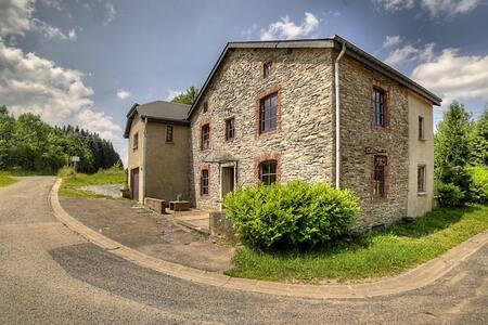 Vakantiewoning in 1 van de mooiste Ardense dorpen