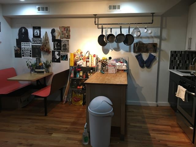 Cozy Bushwick Loft Apartment