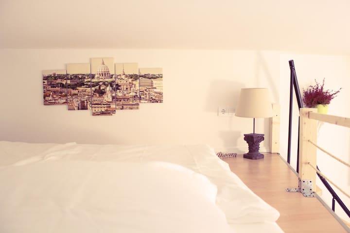 mini Apartment Rom - Berlin - Apartemen