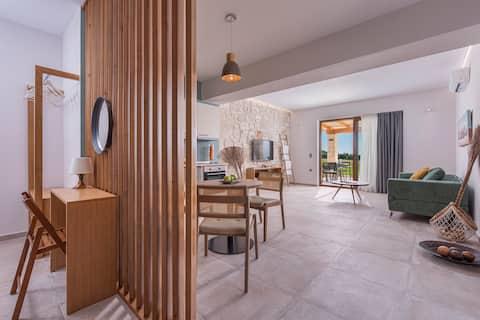 Junior Suite  Sea View| Mint Retreat Suites