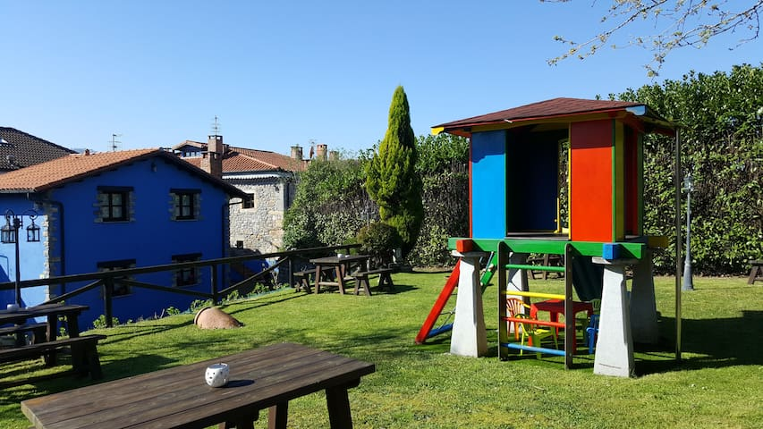 La Casina en Rodiles Rural Apartamentos