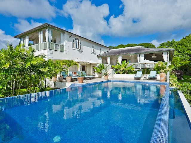 Great house in Barbados - Sion Hill - Casa