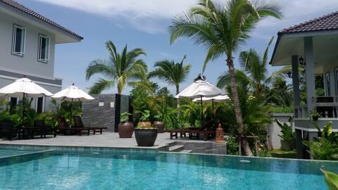 Lovely villa 'Passionflower' @ Sengjan Garden