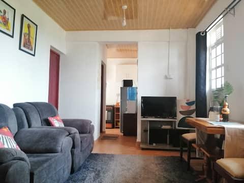 Nook in Fort Hall 2 Bedroom Flat