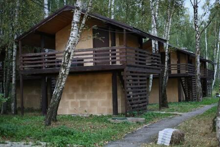 Уютный домик с кухней