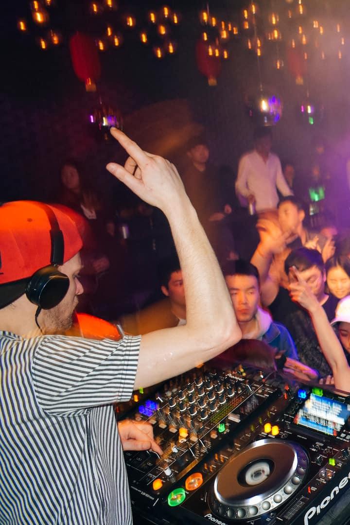 招牌DJ现场