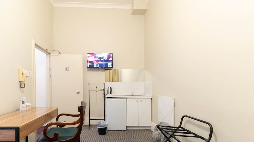 Standard Twin Room Darlingharbour
