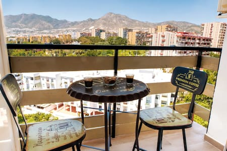Benalmadena Top Floor Studio