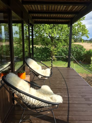 Hyggeligt sommerhus i smukke område - Millinge - Hus