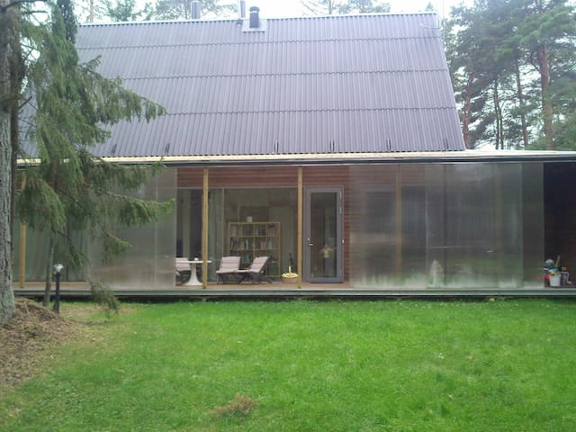 Modern country home - Kloogaranna - Iglo