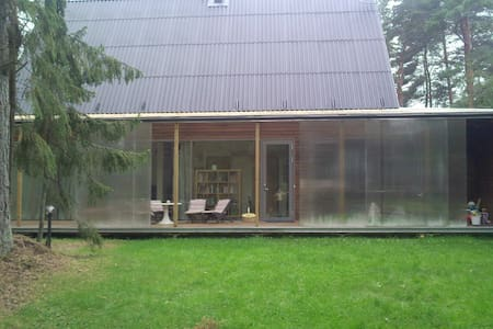 Modern country home - Kloogaranna