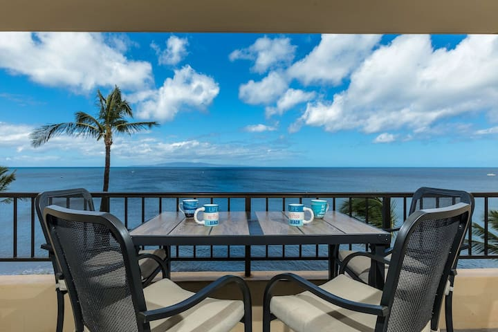 Sugar Beach PH31 Front Row Amazing Oceanviews in Highly Upgraded Unit