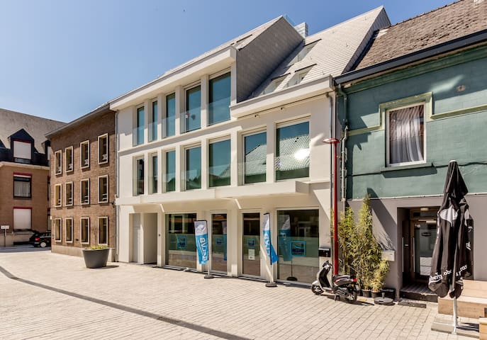 Business Appartments in Asse (near Brussels)