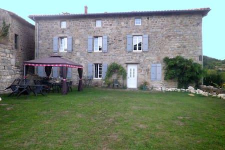 La Maison des Badons(Chambres et Table d'hôtes) - Saint-Basile