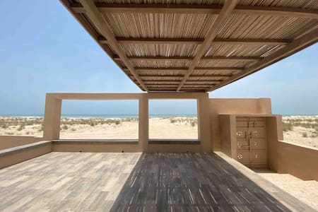 Ash BeachFront Villa