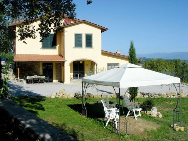 House Podere Le Muricce in Bucine