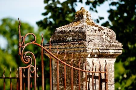 Lavande, retraite romantique pour deux - Saint-Félix-de-Villadeix - Rumah
