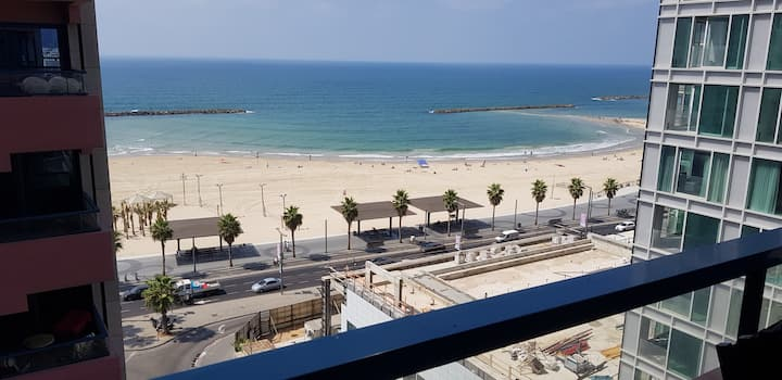 Luxury TwoBedroom Apartment 1 Allenby St. Tel-Aviv