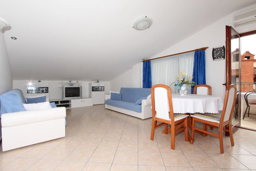 Dujmovic Rovinj appartamenti accommodation apartma