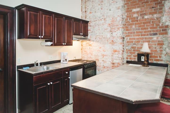Historic Apartment 203A