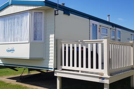 Gosling, dog-friendly home-from-home at Cayton Bay