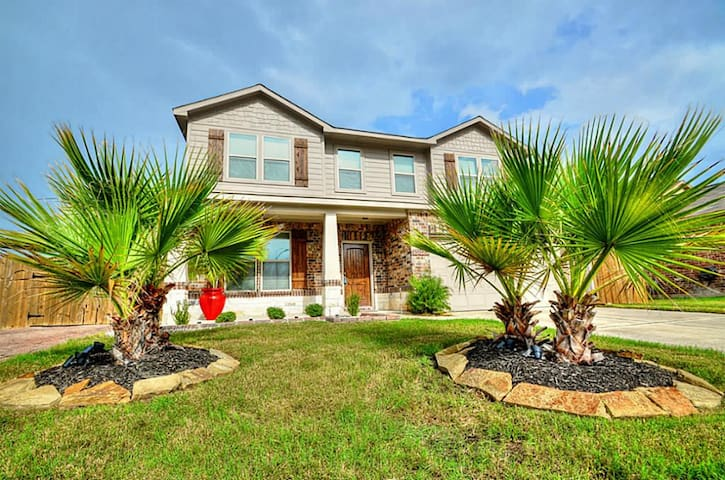 Home Away From Home, (Large/Modern) - Atascocita