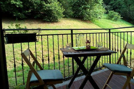 Great location 3B house, parking, close to lake - Castelletto sopra Ticino