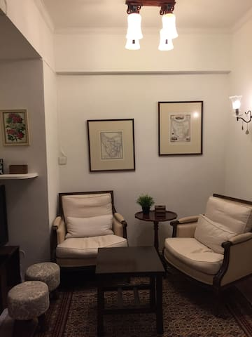 Room in the heart of Soho, Central