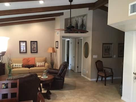 Serene and Clean Home in Gated Comm