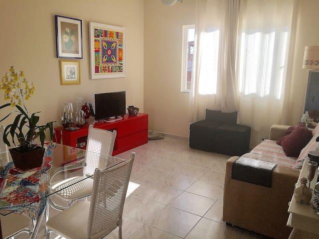 Confy Apartment in São João del-Rei, Minas Gerais
