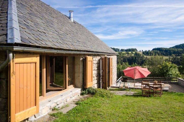 La Grange de Peyre - Les Bessons - House
