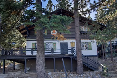 4 Bedroom Mountain Chalet in Quiet Setting - Incline Village - Haus