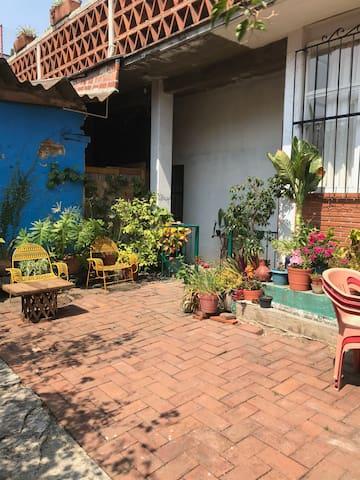 Casa French # 17,  big apartment close to Zocalo