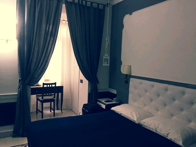 RomeForFun double room