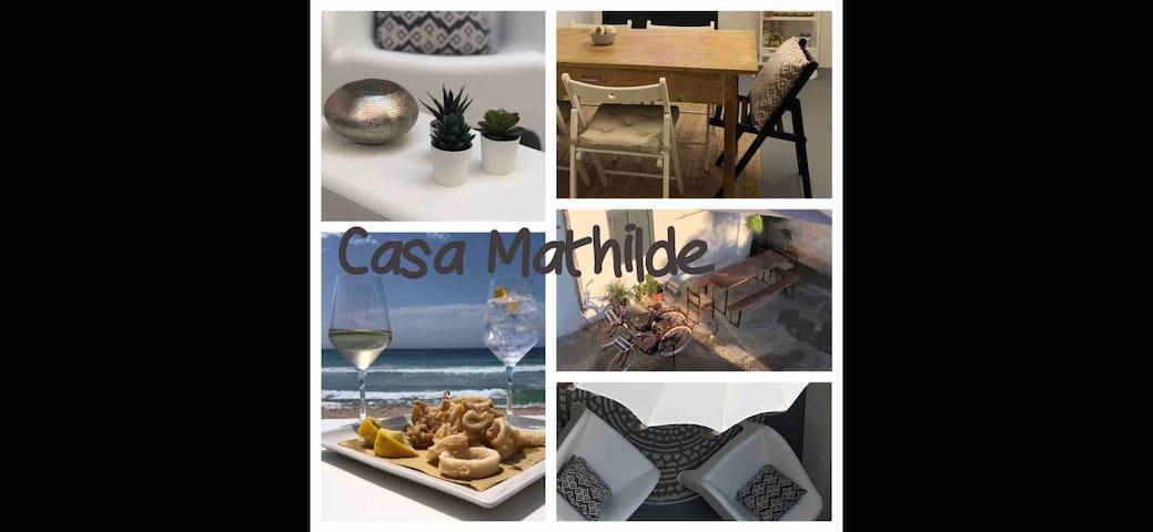 Casa Mathilde - Mare e Sole