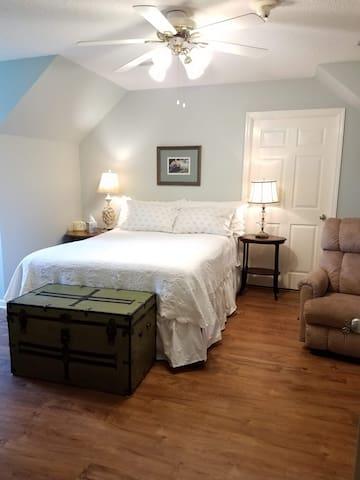 Comfortable, Clean, Quiet, Private Suite