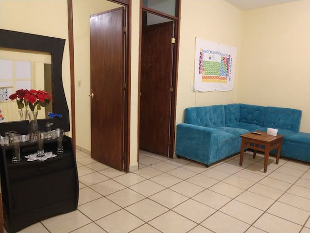 Cute & comfortable room close to Morelia downtown