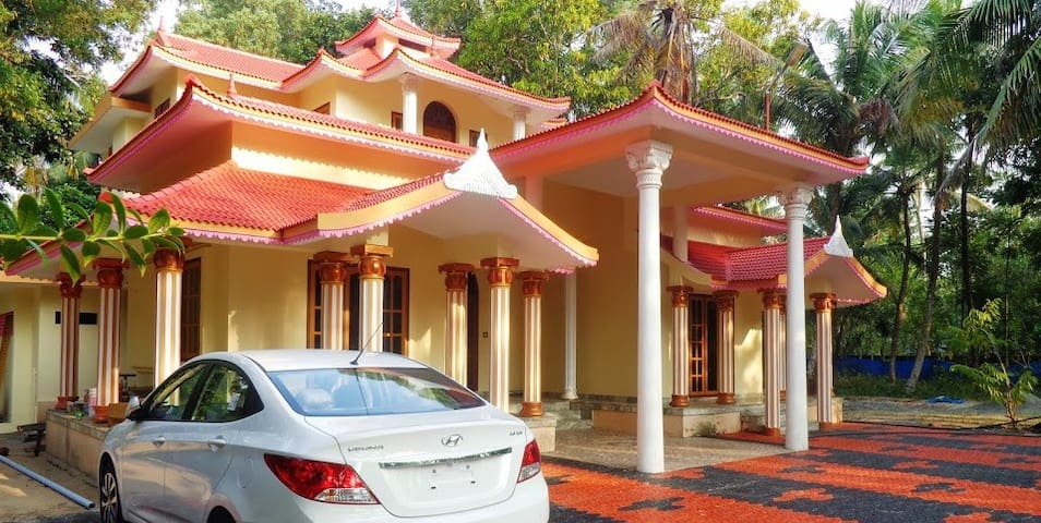 Cassia Mansion- Classic - Mararikulam - Bed & Breakfast