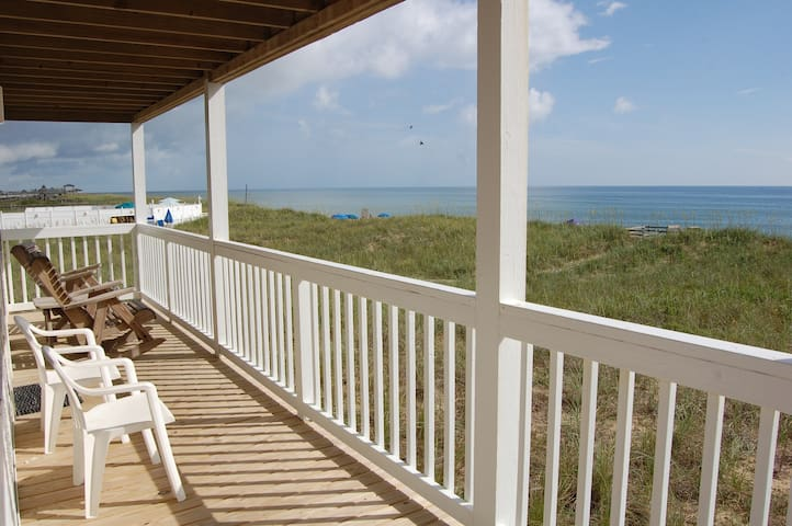 Cottage 171-Direct  Oceanfront! OBX Amazing Views!