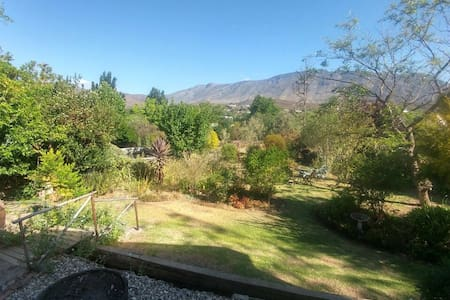 Sunbird Cottage - peace, tranquility and a view! - Barrydale