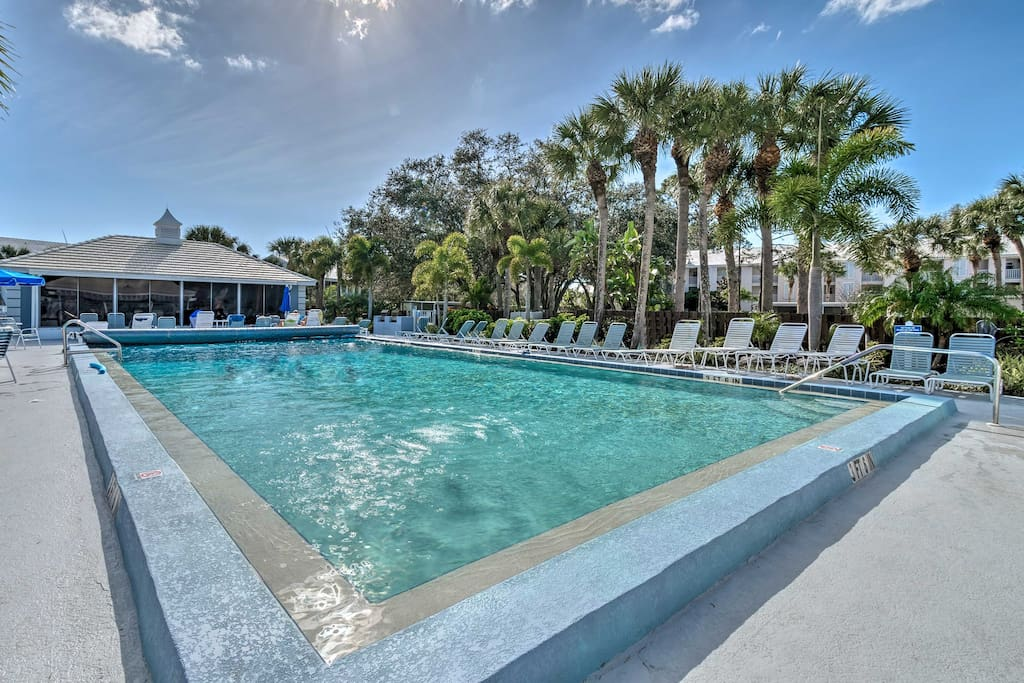Look forward to days spent soaking up the sun, grilling poolside and living your best vacation life.