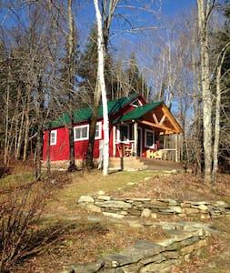 Camp Wapanacki - Merle Cabin - Hardwick - Sommerhus/hytte