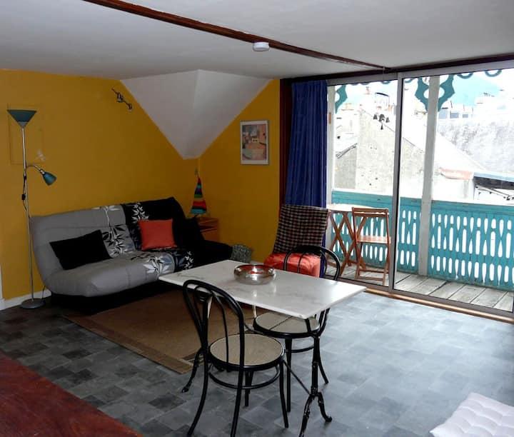 Un petit appartement de charme à Bagnères