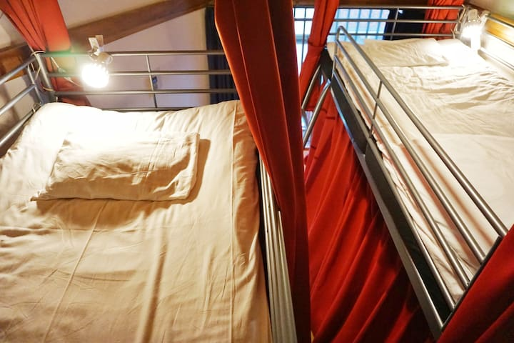 1 bed/dorm★Easy access to Tokyo★Affordable price:)