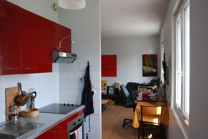 Appartement au bord de l'eau - Larmor-Plage - Daire