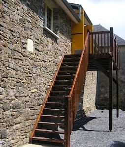 Ruim vakantiehuis Frans Baskenland - Barcus