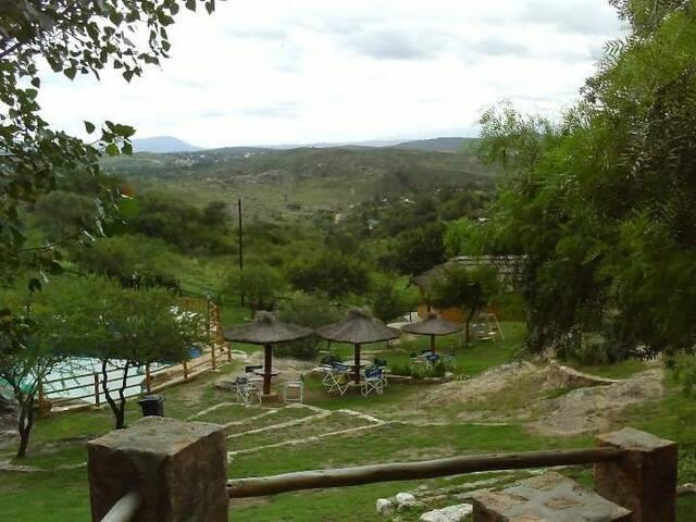 Cabañas para 4 y 6 personas en Villa Carlos Paz